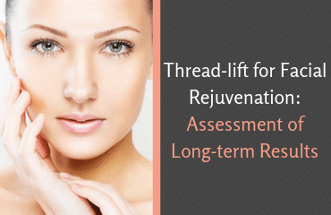 The thread-lift provides only limited short-term improvement