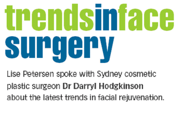 Trends in Face Surgery