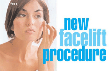 New Facelift Procedure