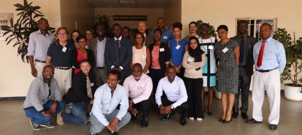 Dr Hodgkinson on Faculty – 2nd Chance Zambia Workshop