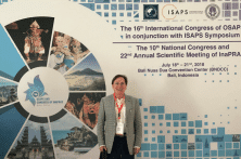 Dr. Hodgkinson at the International Oriental Society of Aesthetic Plastic Surgery