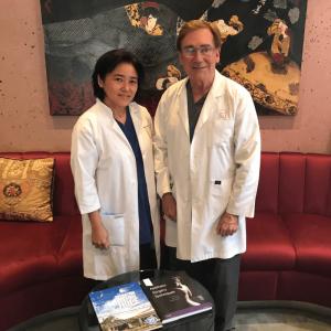 Dr Linawati Makmur & Dr Hodgkinson