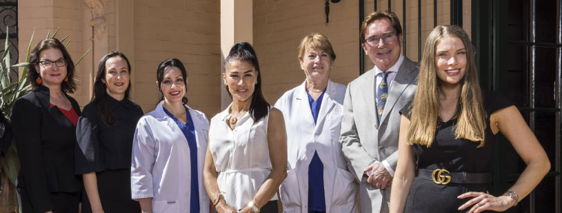 Dr Hodgkinson Team Photo Nov 2020