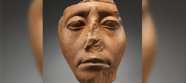 Why are the noses broken on so many Egyptian statues?