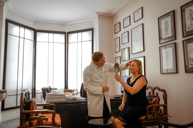 rhinoplasty mini consult
