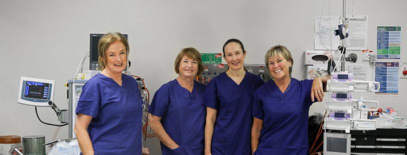 day surgery staff
