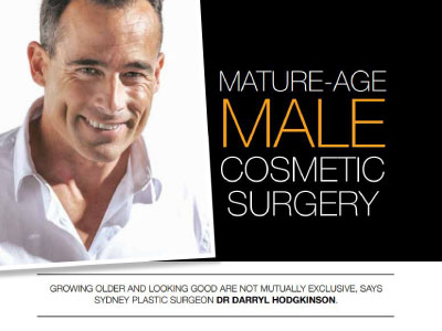mature age male cosmetic surgery